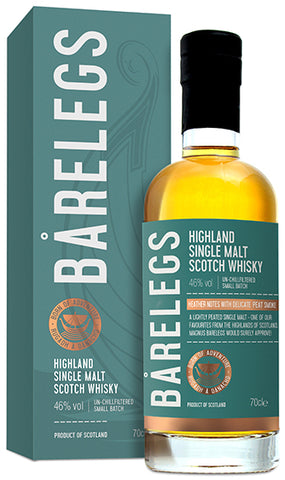 Bårelegs Highland Single Malt Scotch Whisky