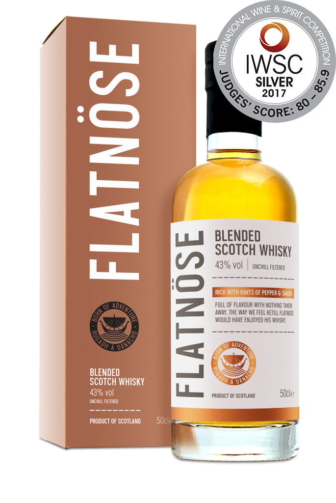 Flatnöse Blended Scotch whisky