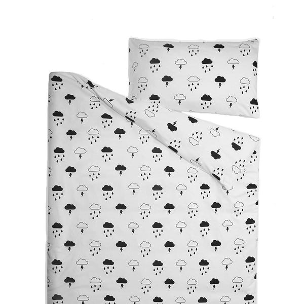 Bedding Set . Storm Boy - Toddler / Cotbed