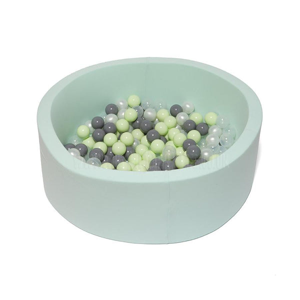Toy . Ball Pit / Mint - 200 Balls