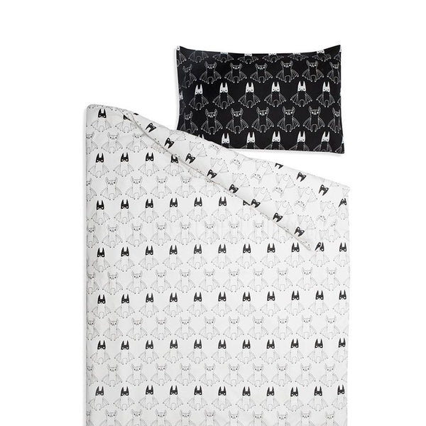 Bedding Set . Super Batty - Toddler / Cotbed