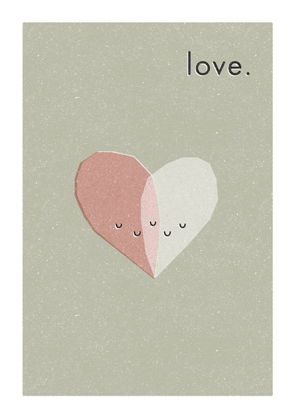 Card . Any Occasion - Love