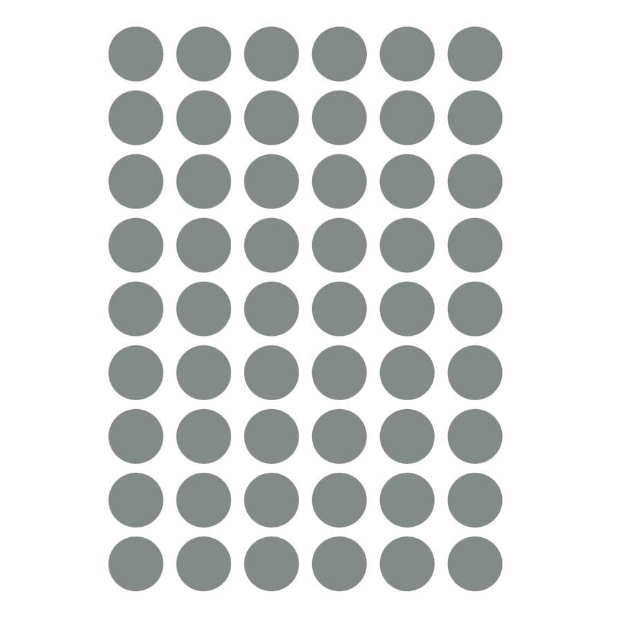 Wall Stickers . Mini Dots - Grey