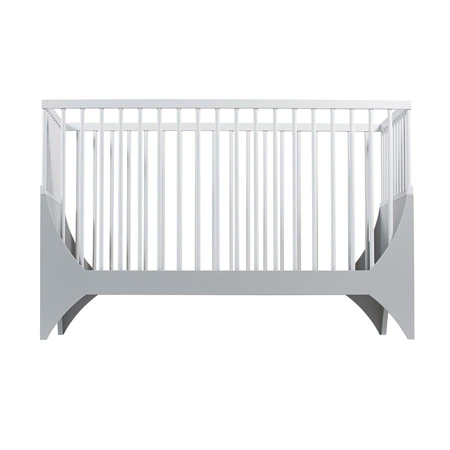 Cotbed . Sebra Yomi Bed - Grey & White