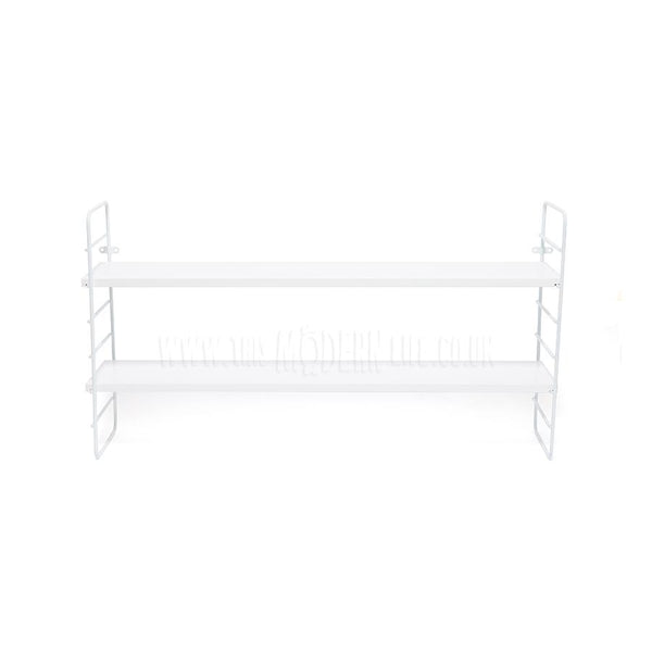 Shelf . North Shelf - White