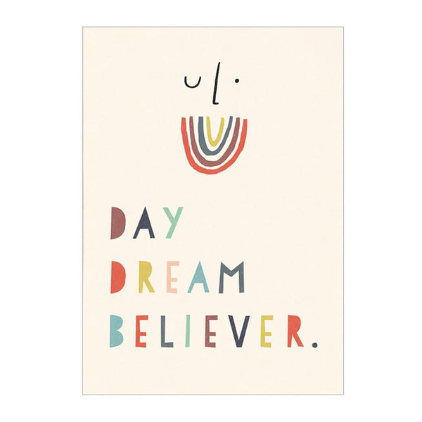 Card . Any Occasion - Day Dream Believer