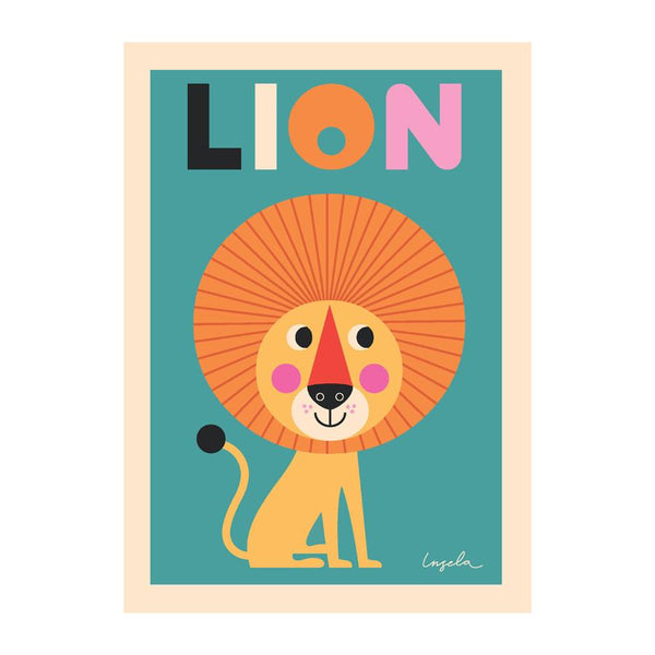 Poster . Lion