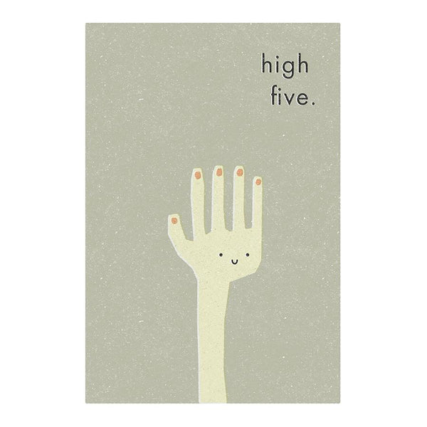 Card . Any Occasion - High Five