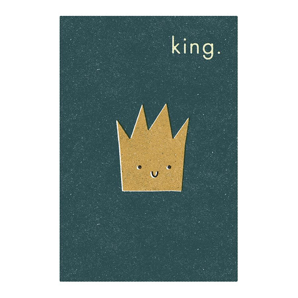 Card . Any Occasion - King