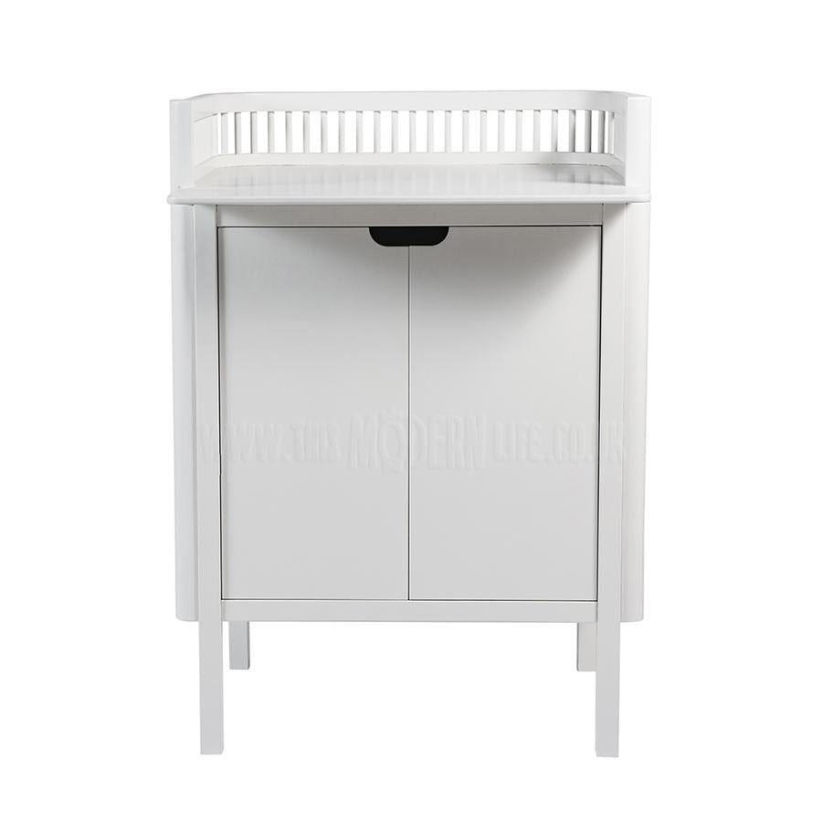 Changing Table Unit . 2 in 1 - White