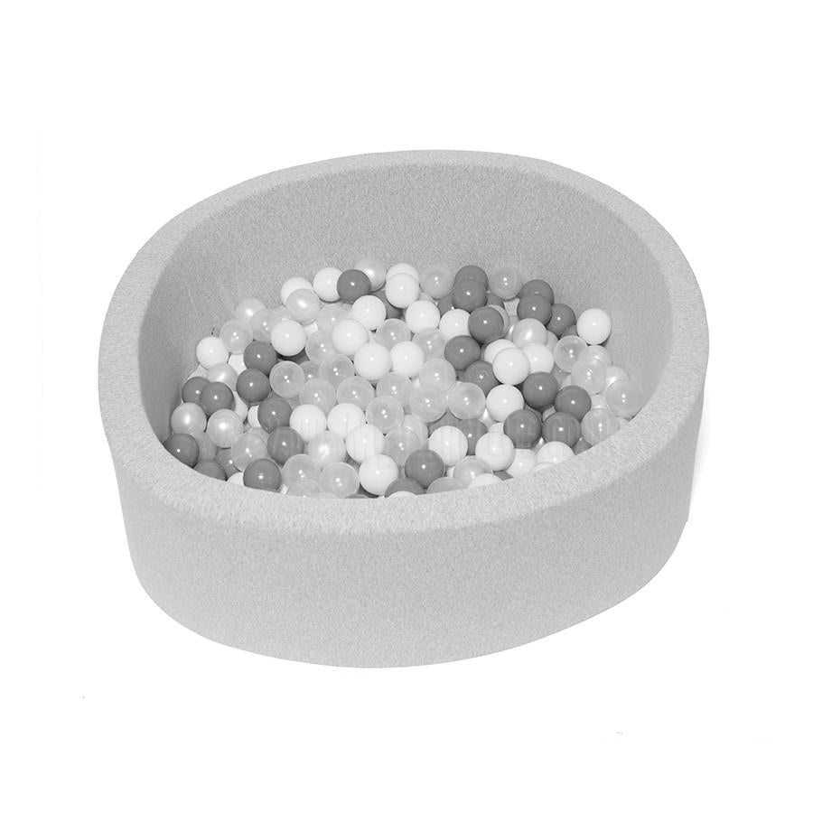 Toy . Ball Pit / Light Grey - 200 Balls