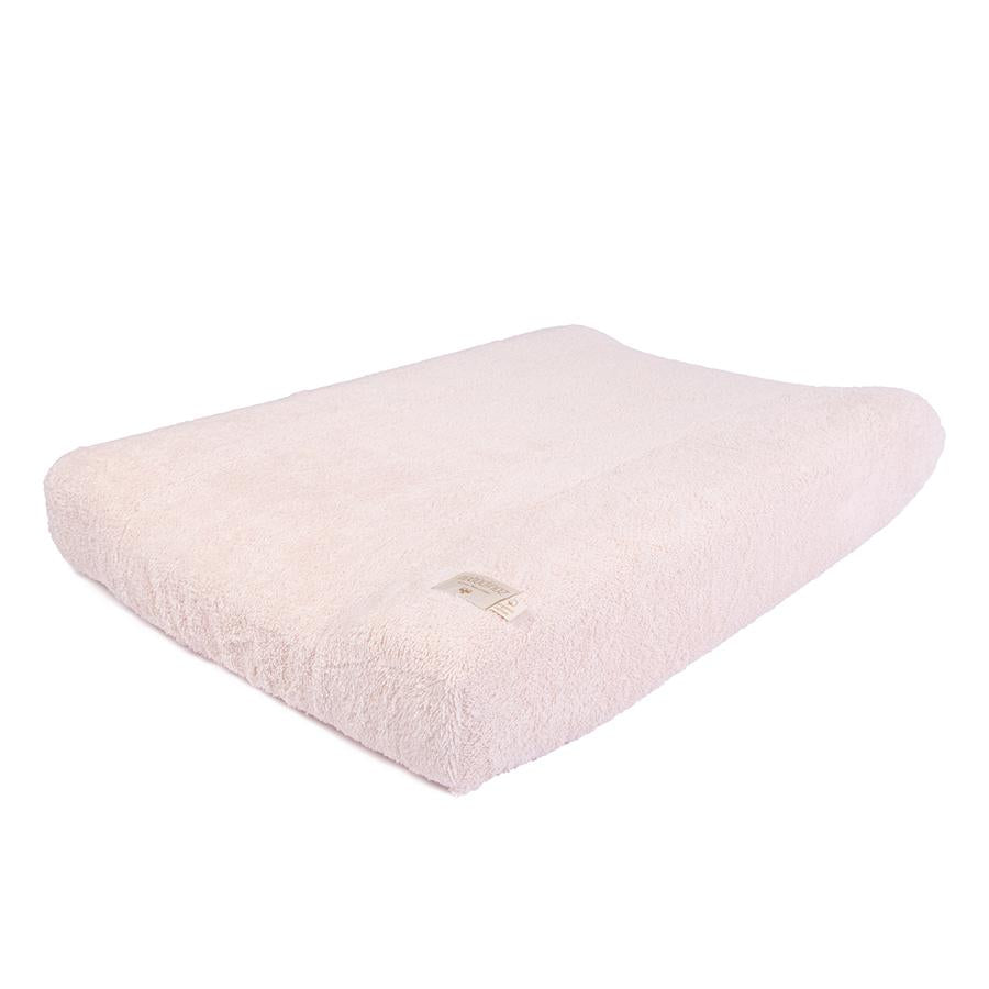 Calma Changing Mat With Cover . Pink / So Cute