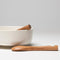 Wooden Fork & Spoon Set . Mao Bamboo