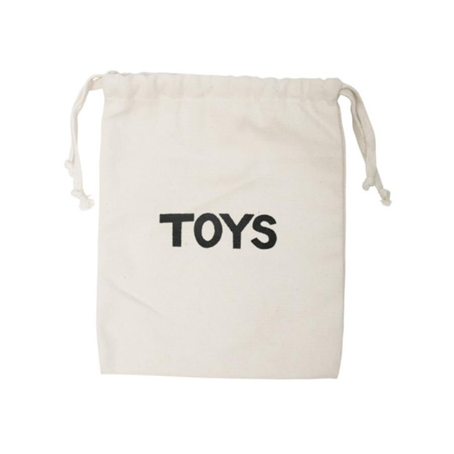 Storage . Cotton Bag - Toys / Small