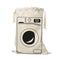 Storage . Cotton Bag - Washing Machine / Large