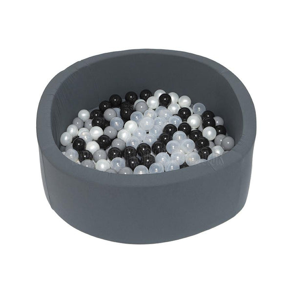 Toy . Ball Pit / Charcoal Grey - 200 Balls