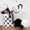 Wall Stickers . Mini Dots - Black