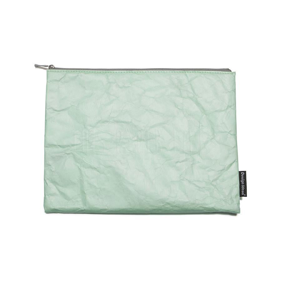 Pouch Bag . Medium . Ripstop / Mint