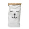 Storage . Reusable Paper Sack - Large / Sleeping Bear