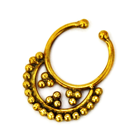 Indian Septum Ring