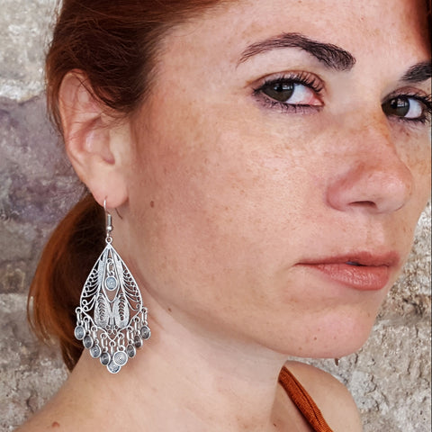 Drop Turkish Earrings