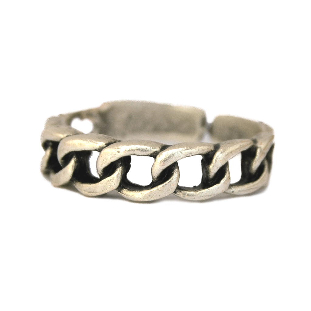 Open chain ring