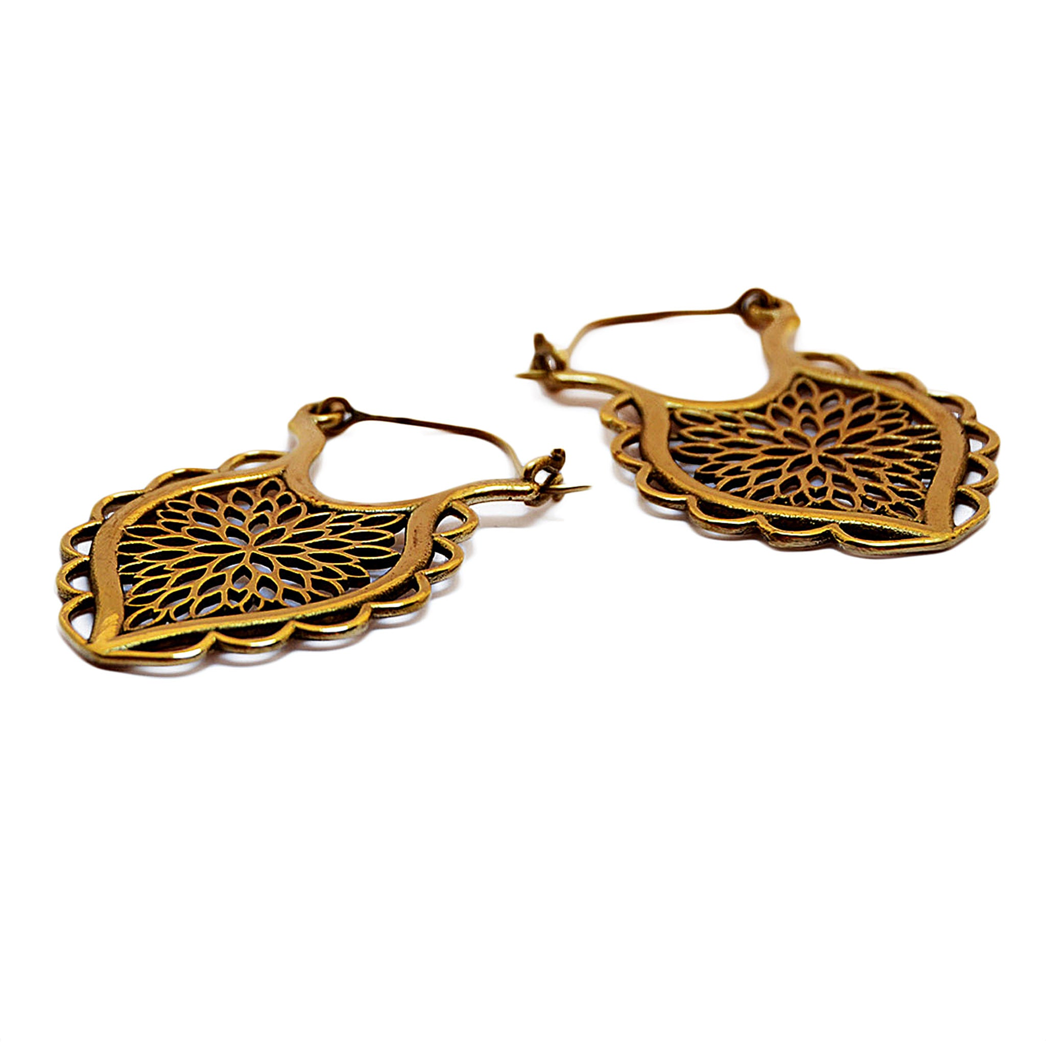 Ethnic gypsy earrings