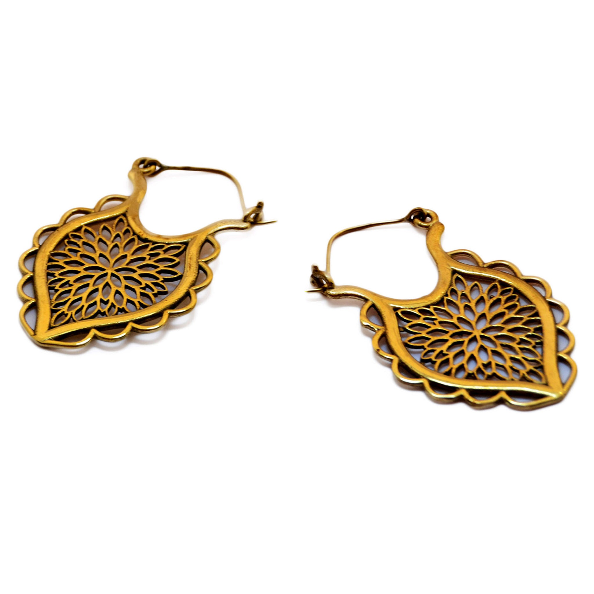 Belly dance earrings