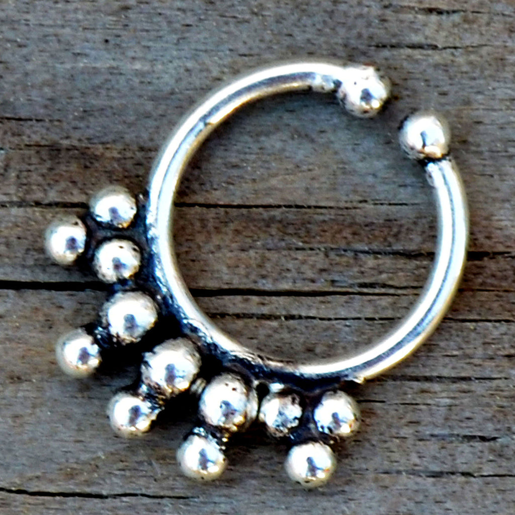 Gypsy Septum Ring