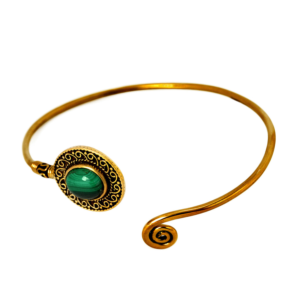 Gypsy indian bangle