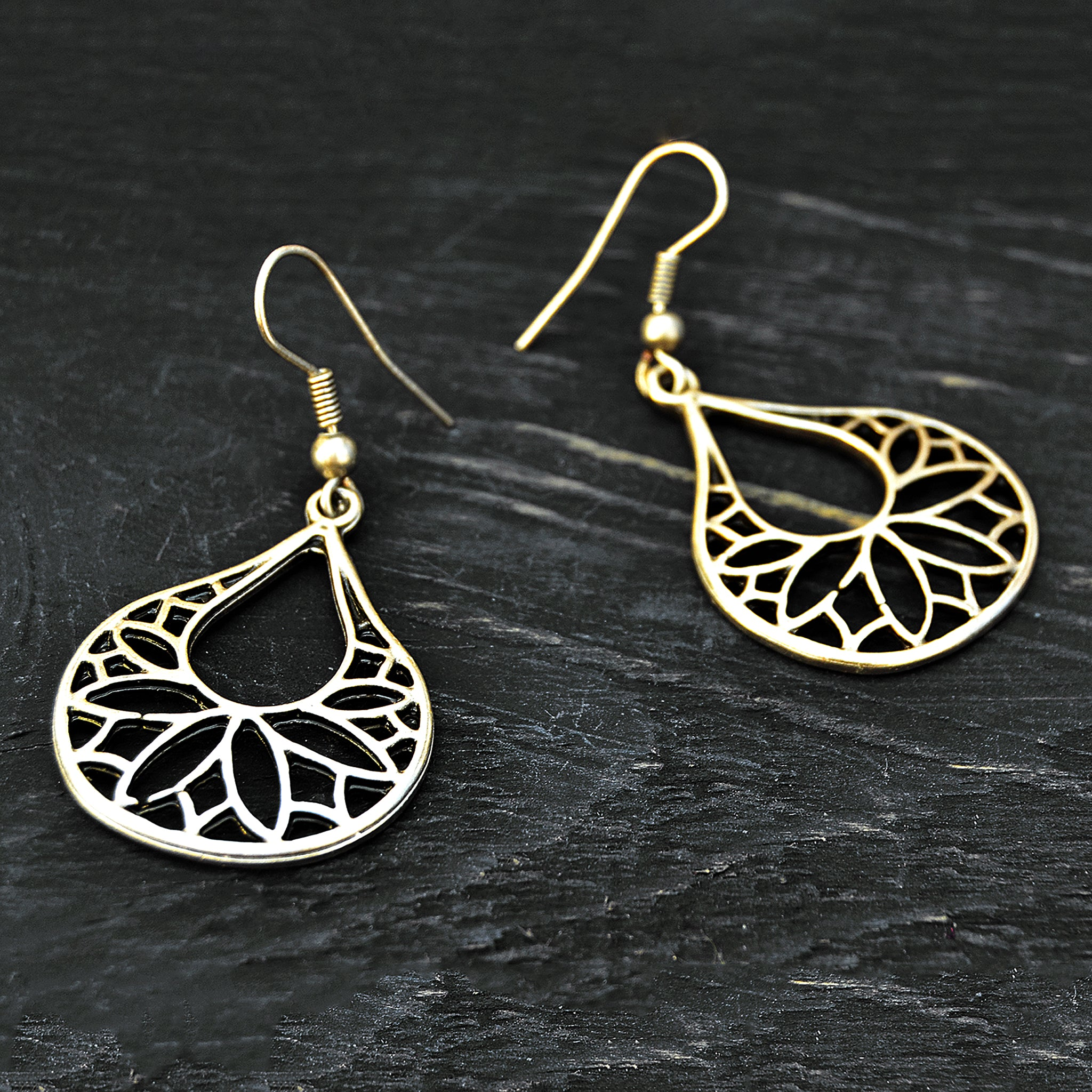 Turkish drop earrings