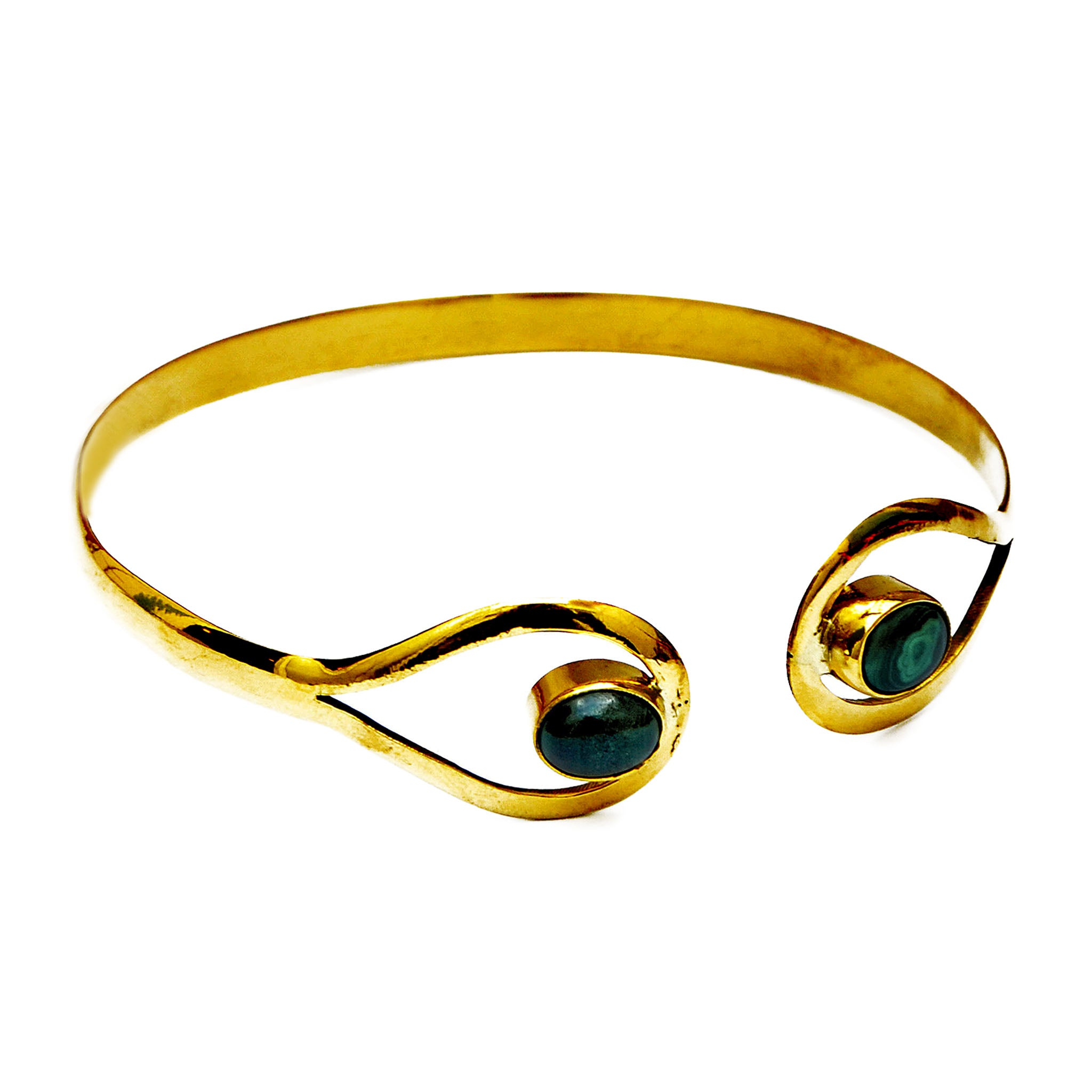 Gold arm band