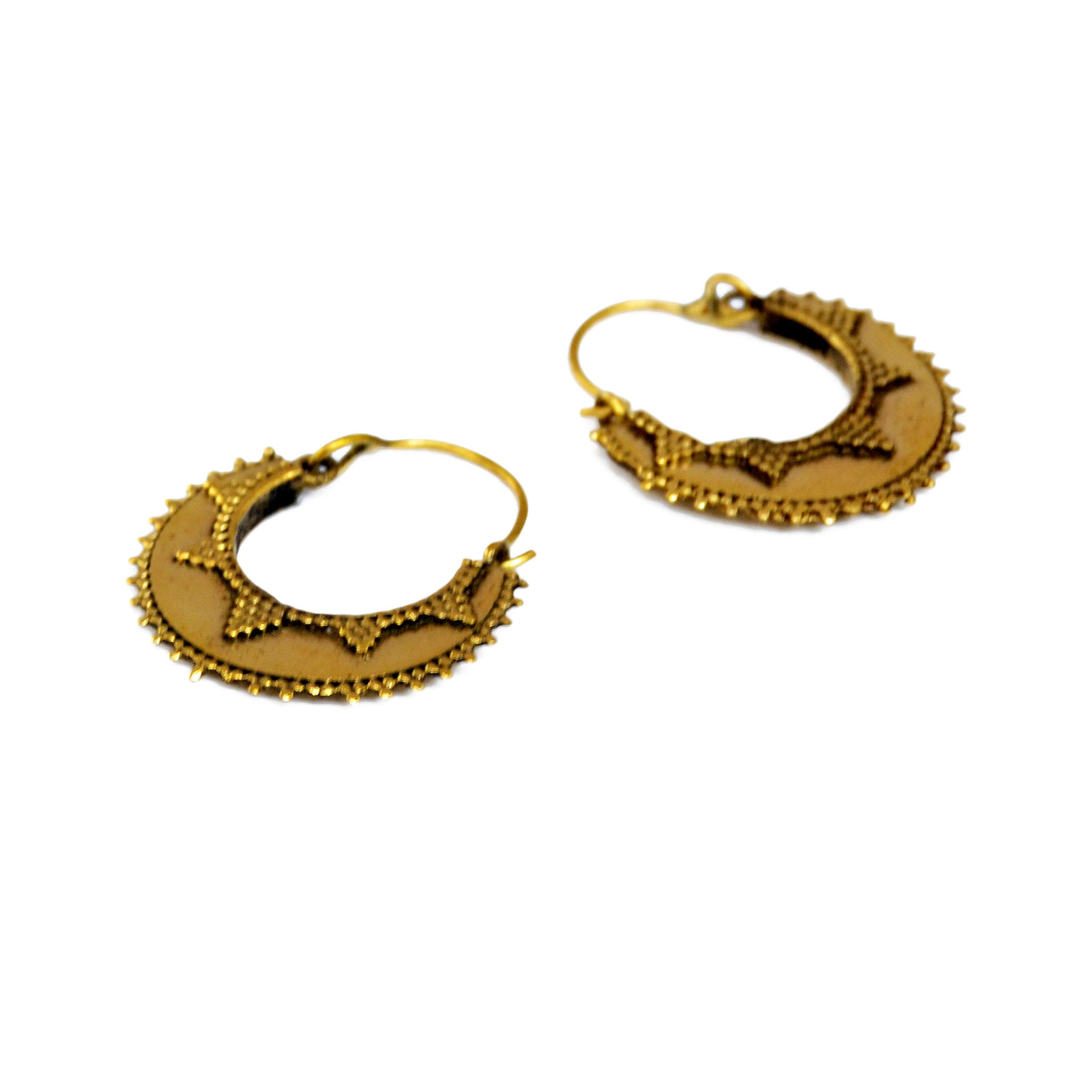 rajasthani frill jhumki gold plated exclusive product oxidised earrings fashion