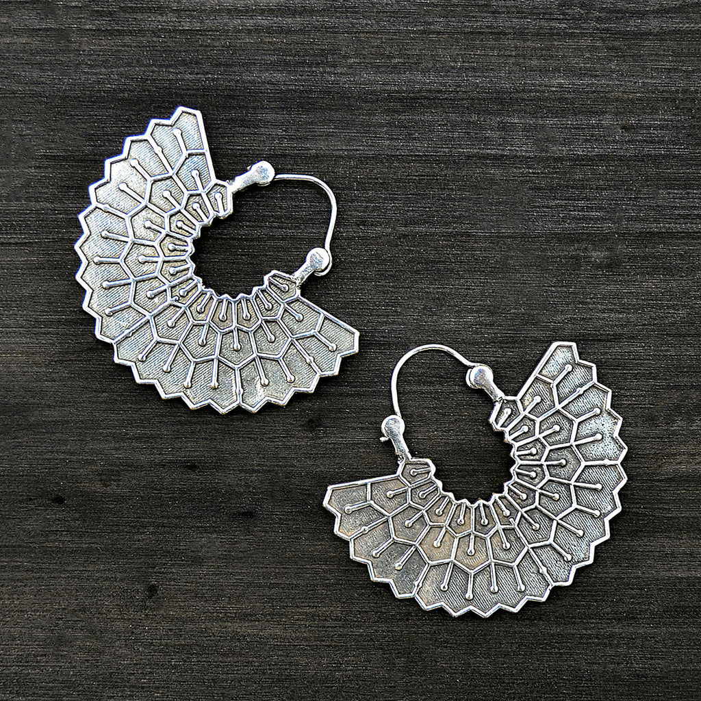 Ethnic mexican earrings