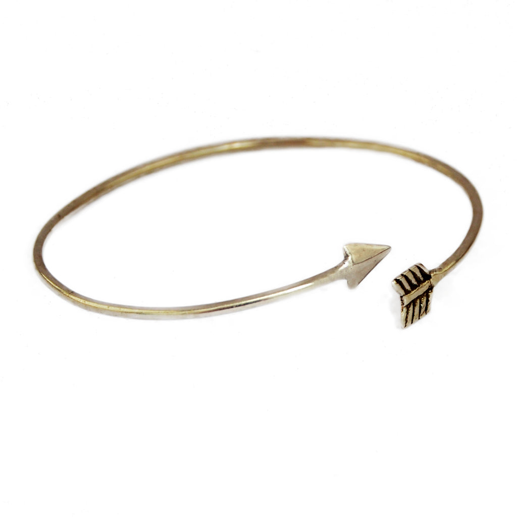 Arrow thin bracelet