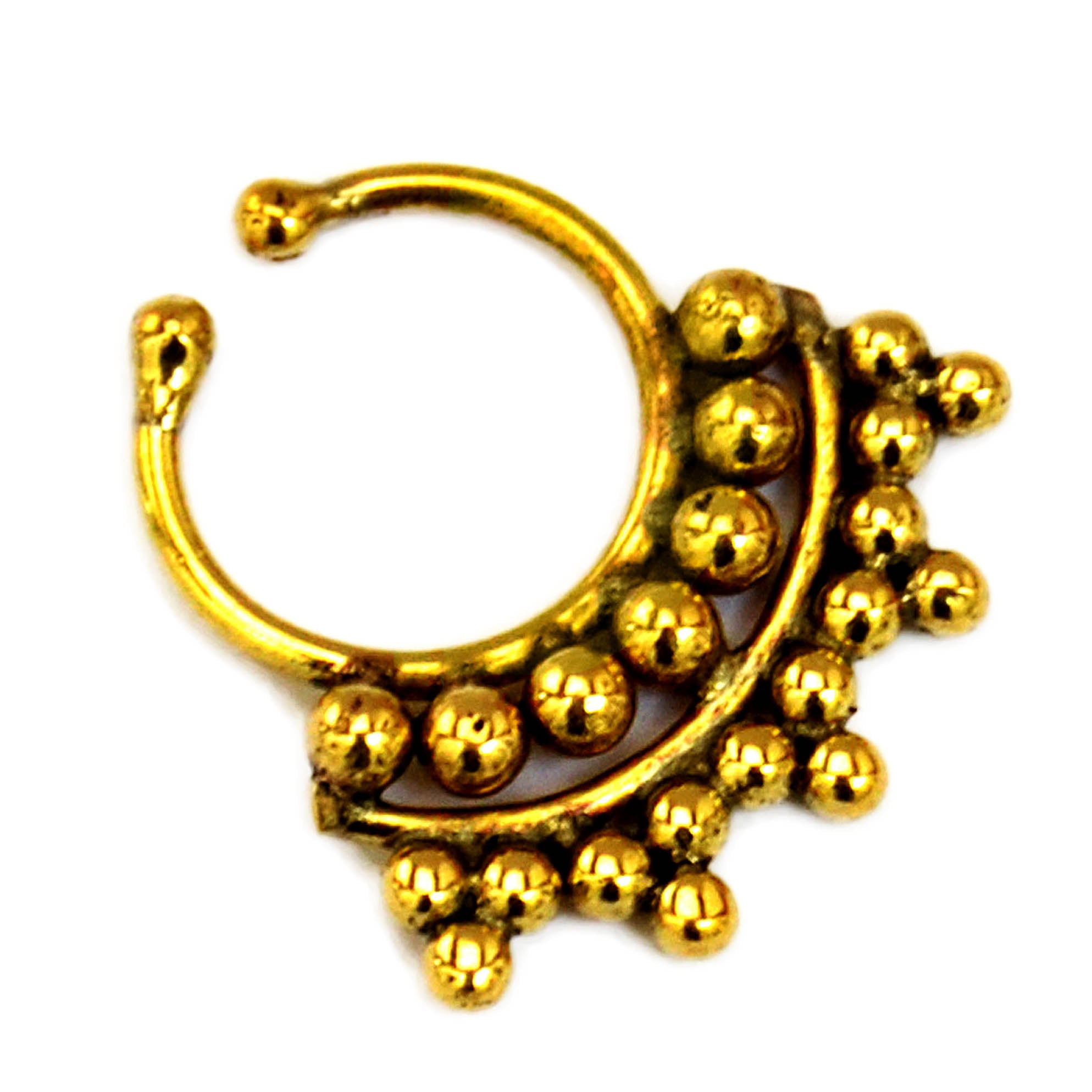 Gypsy gold septum