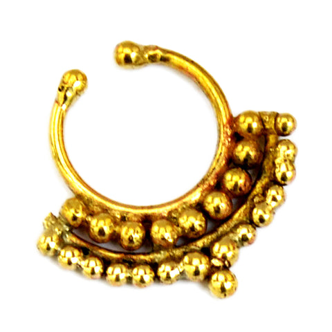 Ethnic Septum Ring