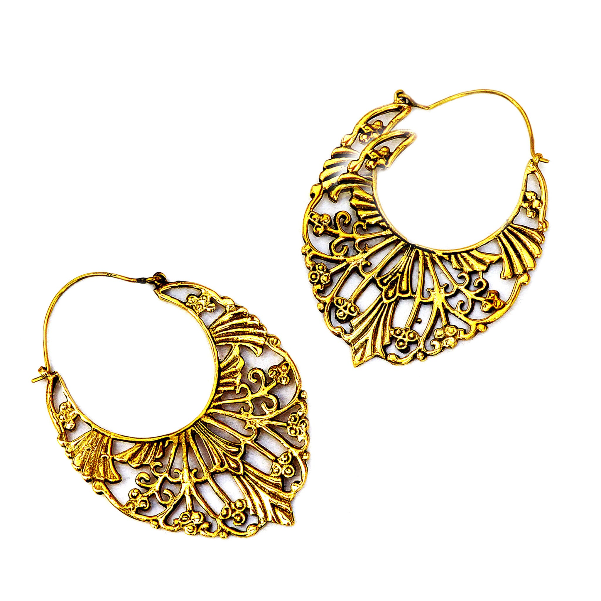 Vintage ethnic earrings