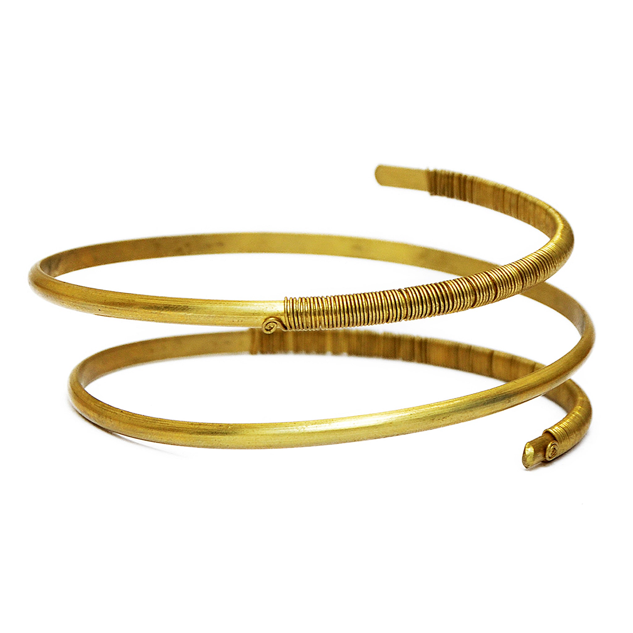 Arm band gold
