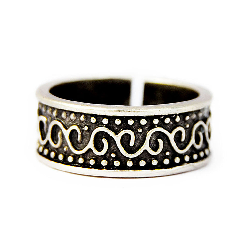 Tribal ethnic ring