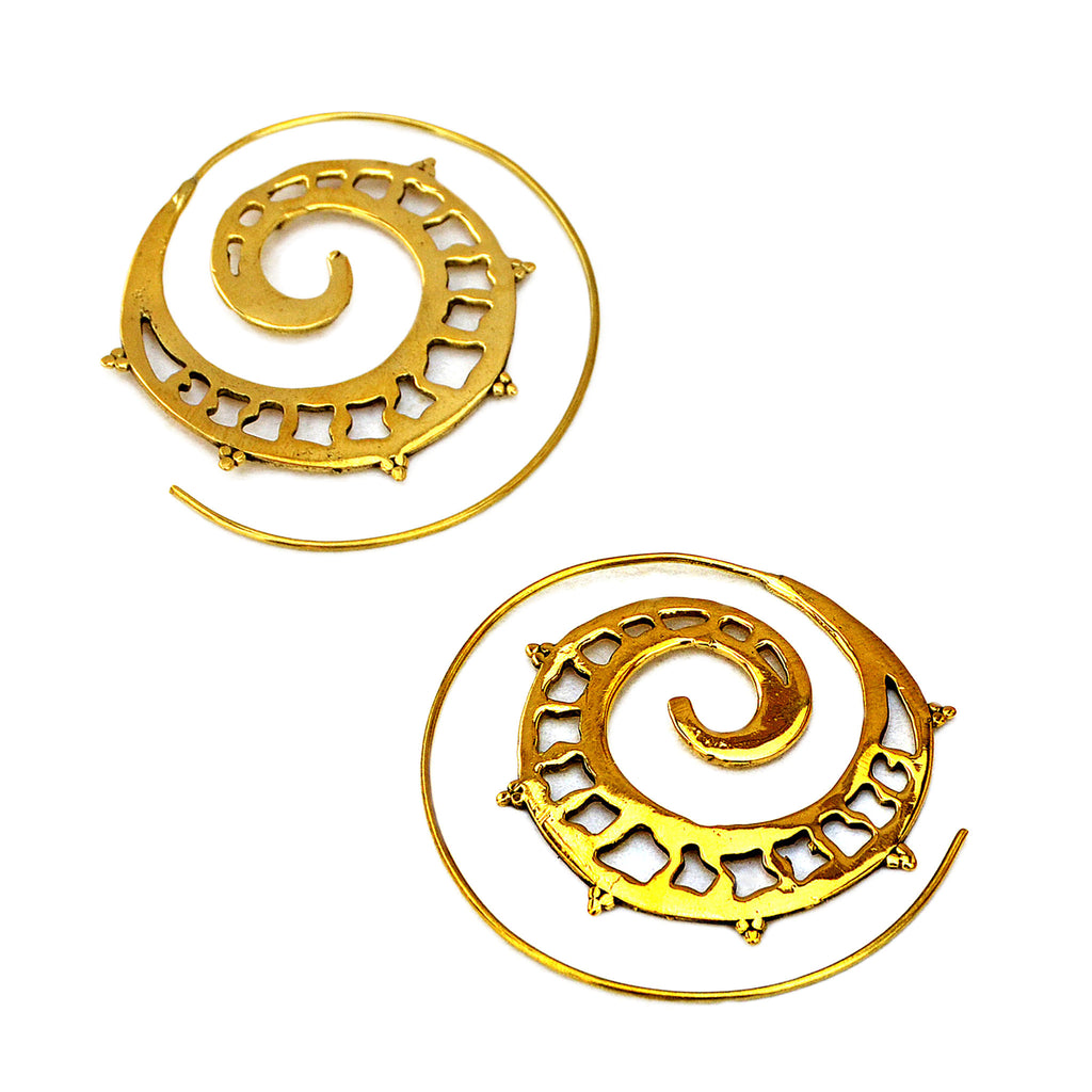 Gypsy Tribal Earrings
