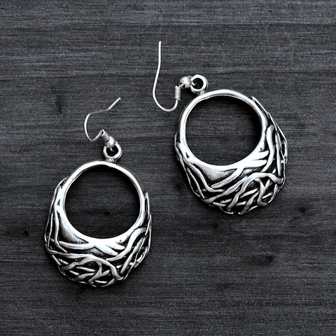 Ottoman Hoop Earrings
