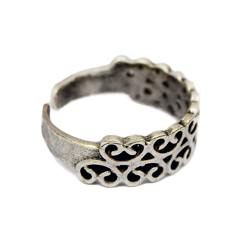 Dainty Filigree Ring
