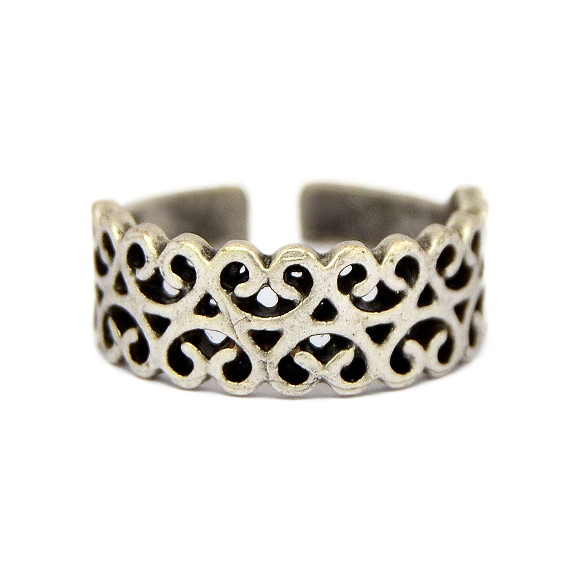 Turkish filigree ring