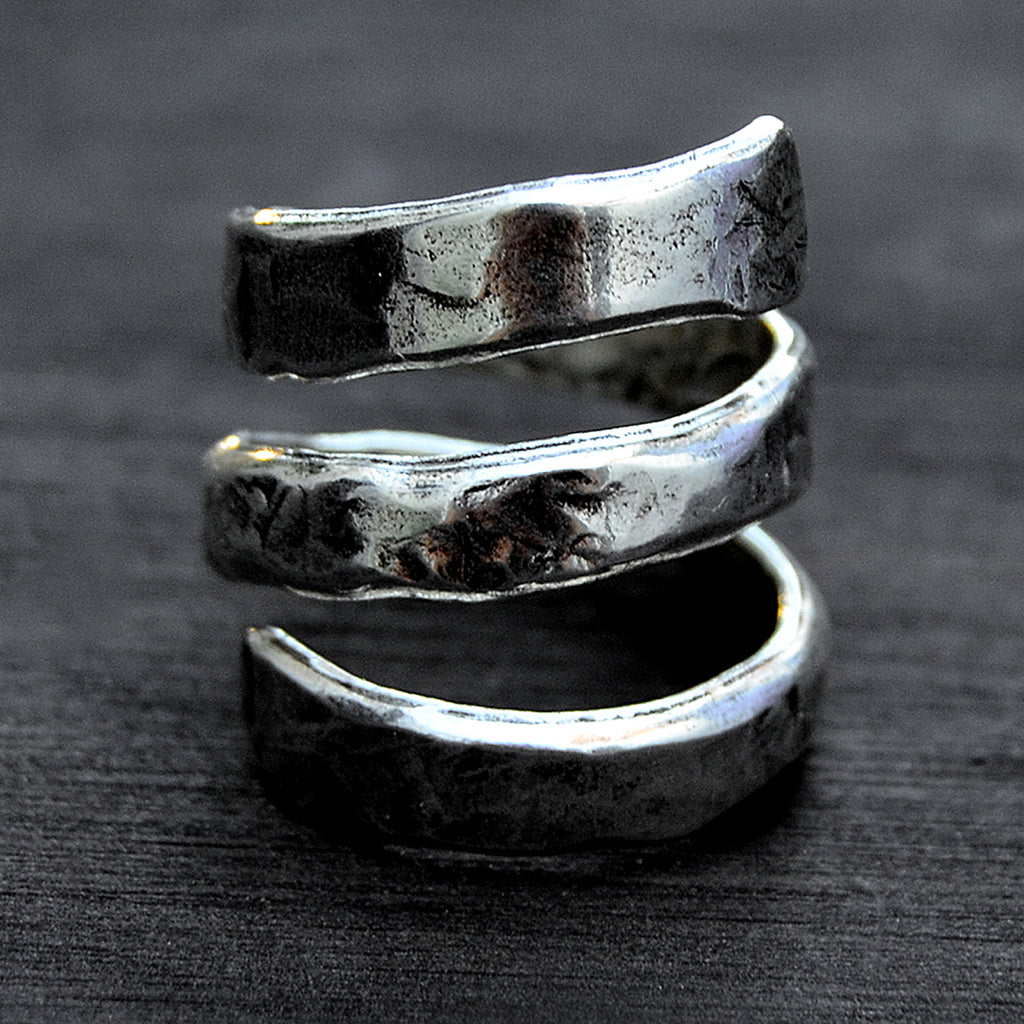 Large wrap ring