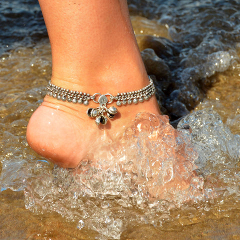 Gypsy Indian Anklet
