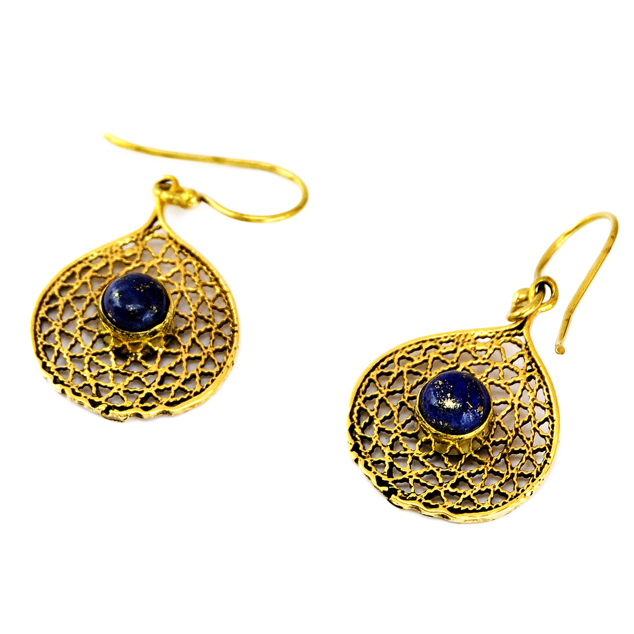 products perforated filigree framed usjewelryhouse earrings
