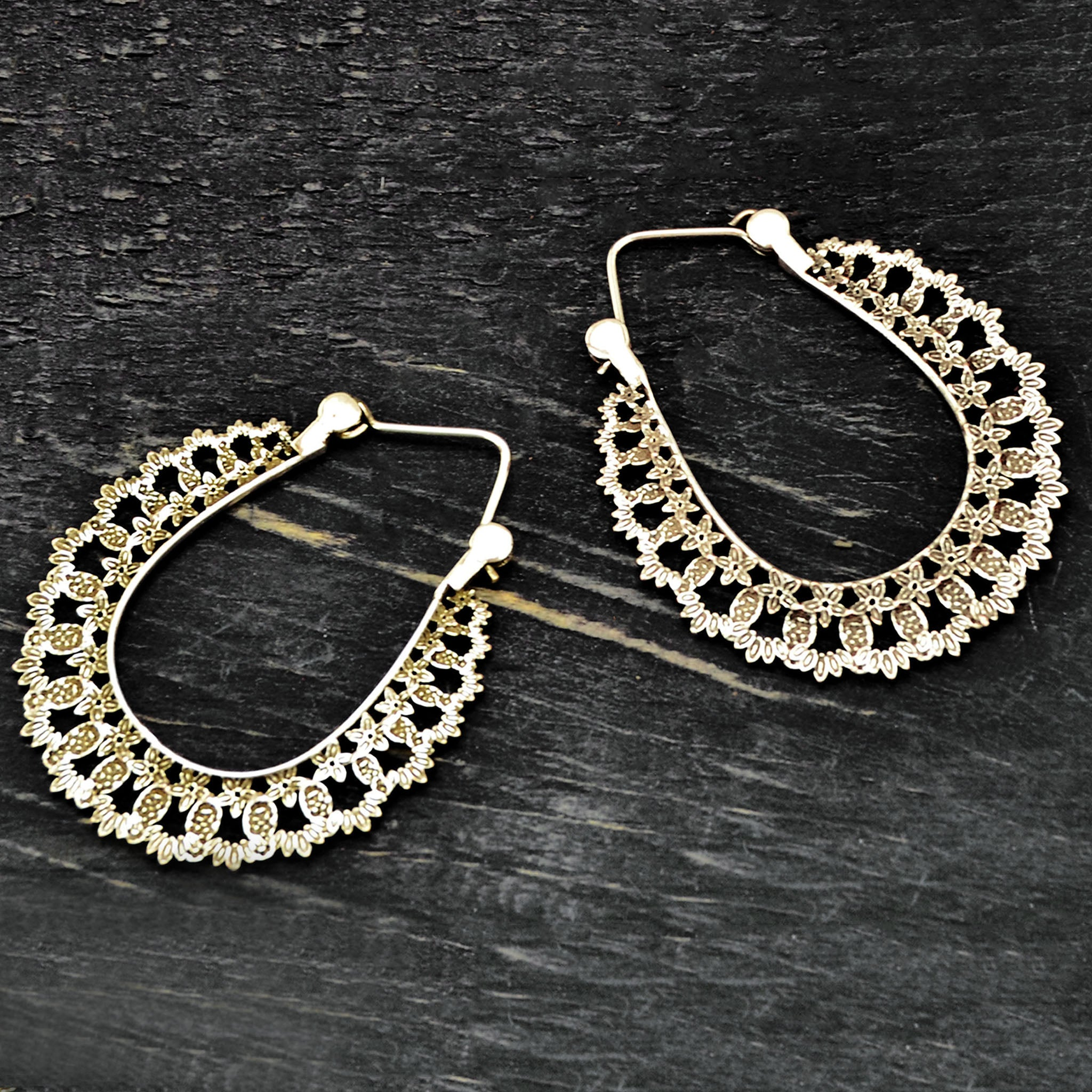 Indian ethnic earrings