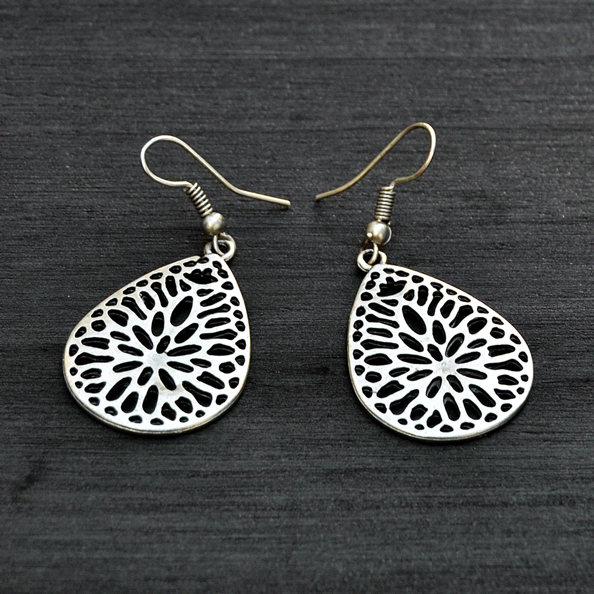 Ethnic turkish earrings