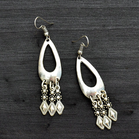 Vintage Turkish Drop Earrings